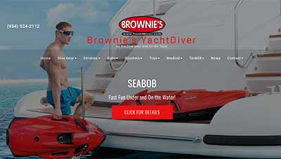 Brownies YachtDiver
